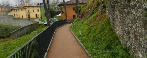 Path made ​​accessible with the project For Access