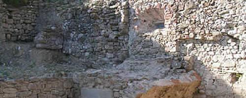 Scavo archeologico a Mont'Alfonso